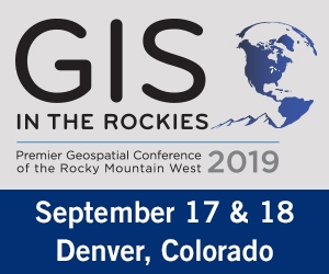 GIS in the rockies