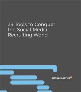 28 Tools to Conquer the Social Media Recruiting World