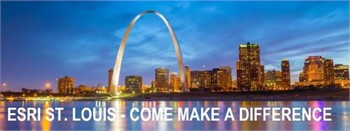 Esri Announces Significant Expansion in St. Louis to Serve Rapidly Growing Geospatial Market