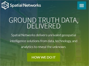 Spatial Networks Named a Top Workplace in Tampa, FL