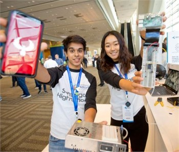 Samsung Solve for Tomorrow: Preparing Today's Young Minds for the STEM Jobs of Tomorrow