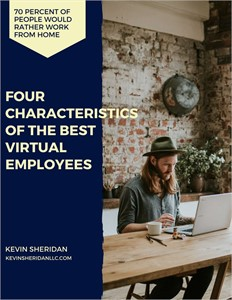 Four Characteristics of the Best Virtual Employees